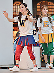 """Way(CRAYON POP), July 22, 2015 : Way of Crayon Pop attends the promotion event for their new single """"ra ri ru re"""" at Lazona Kawasaki Plaza in Kawasaki, kanagawa prefecture, Japan, on July 22, 2015. They performed the opening act for Lady Gaga's """"ArtRave: The Artpop Ball concert tour"""" in twelve cities across North America on 2014."""