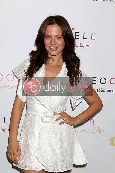 Tammin Sursok<br /> at the Bloom Summit, Beverly Hilton Hotel, Beverly Hills, CA 06-02-18<br /> David Edwards/DailyCeleb.com 818-249-4998