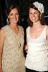 Renee Lewis and Beth Muecke at a cocktail party at the home of Becca Cason Thrash featuring a trunk show from Christos Garkinos, owner of the L.A. boutique Decadestwo Wednesday April 21,2010.. (Dave Rossman Photo)