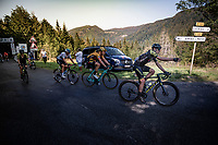 Stage 15 Lyon to Grand Colombier (175km)<br /> <br /> 107th Tour de France 2020 (2.UWT)<br /> (the 'postponed edition' held in september)<br /> <br /> ©kramon