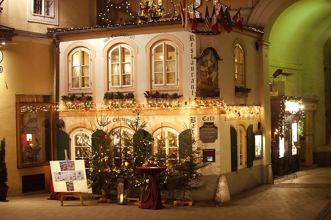 Saltzburg at christmas