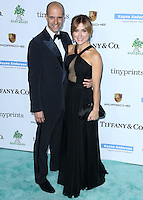 CULVER CITY, LOS ANGELES, CA, USA - NOVEMBER 08: Edoardo Ponti, Sasha Alexander arrive at the 3rd Annual Baby2Baby Gala held at The Book Bindery on November 8, 2014 in Culver City, Los Angeles, California, United States. (Photo by Xavier Collin/Celebrity Monitor)