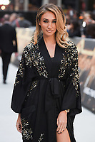 """Megan McKenna<br /> at the World Premiere of  """"King of Thieves"""", Vue Cinema Leicester Square, London<br /> <br /> ©Ash Knotek  D3429  12/09/2018"""