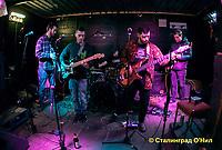 Dubgasm promotion, Birmingham Food Drive, Wagon Venue, 31st March 2018<br /> Cheshire Cat, Last Tree Squad, Vytol, Lobster, Ire-ish, Trademark Blud<br /> Kiran Bangerh, Goosensi - Graffiti Art,