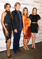 NEW YORK CITY, NY, USA - JUNE 18: Singer Michelle Williams, Actor Denis Leary, Actress Jessica Alba and Actress Rose Byrne arrive at the 2014 New York Women In Film And Television Awards Gala held at the McGraw Hill Building on June 18, 2014 in New York City, New York, United States. (Photo by Celebrity Monitor)