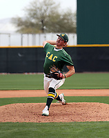 Hunter Omlid - 2021 Central Arizona College Vaqueros (Bill Mitchell)