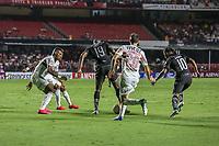 Sao Paulo (SP), 11/03/2020 - Sao Paulo-LDU - C. Borja, do LDU durante partida contra o Sao Paulo, valida pela fase de grupos da Copa Libertadores, no estadio do Morumbi, em Sao Paulo (SP), neste quarta-feira (11). (Foto: Marivaldo Oliveira/Codigo 19/Codigo 19)