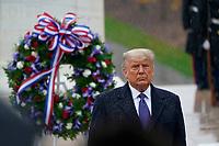 NOV 11 President Trump at National Veterans Day Observance