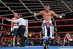 Yuriorkis Gamboa vs Whyber Garcia - WBA Featherweight Title - 10.10.2009