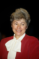 Vera Danyluk, Mayor of Ville Mont Royal  seen in a October 1996 <br /> file photo.  she passed away in october 2010<br /> <br />    <br /> photo : (c) images Distribution