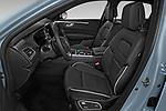 Front seat view of 2021 Renault Talisman Intens 4 Door Sedan Front Seat  car photos