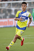 22nd September 2021; Picco Stadium, La Spezia, Italy; Serie A football, Spezia FC versus Juventus  FC: Paulo Dyabala of Juventus