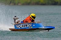 22-W    (Outboard Hydroplane)