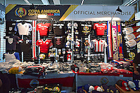 Photo before the match Costa Rica vs Paraguay, Corresponding Group -A- America Cup Centenary 2016, at Citrus Bowl Stadium<br /> <br /> Foto previo al partido Estados Unidos vs Colombia, Correspondiante al Grupo -A-  de la Copa America Centenario USA 2016 en el Estadio Levis, en la foto: Detalle<br /> <br /> 04/06/2016/MEXSPORT/Isaac Ortiz.