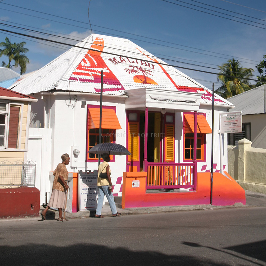 Danar Restaurant & Bar.Bridgetown, St. Michael's Parish.Barbados.