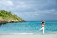 Yoga on St. John<br /> US Virgin Islands