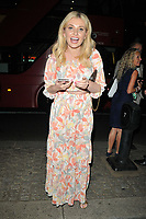 """Amy Hart at the """"Back to the Future The Musical"""" press night, Adelphi Theatre, The Strand, on Monday 13th September 2021 in Londomn, England, UK. <br /> CAP/CAN<br /> ©CAN/Capital Pictures"""