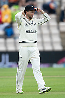 Devon Conway of New Zealand during India vs New Zealand, ICC World Test Championship Final Cricket at The Hampshire Bowl on 19th June 2021