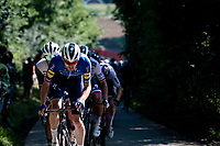 Kasper Asgreen (DEN/Deceuninck - Quick Step)<br /> <br /> 17th Benelux Tour 2021<br /> Stage 5 from Riemst to Bilzen (BEL/192km)<br /> <br /> ©kramon