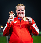 Jennifer Brown, Lima 2019 - Para Athletics // Para-athlétisme.<br />