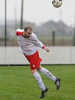 KVC SV Oostkamp : Bart Cleenwerck<br /> Foto VDB / Bart Vandenbroucke