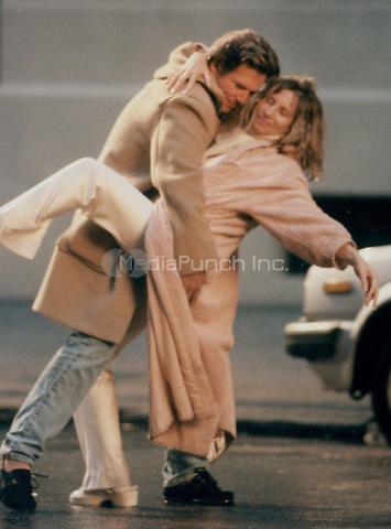 Barbara Striesand and Jeff Bridges 1992<br /> Photo By John Barrett-PHOTOlink.net / MediaPunch