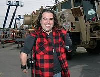 Montreal (Qc) CANADA - May  2010- Martin Deschamps