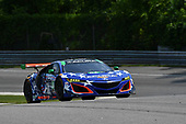 IMSA WeatherTech SportsCar Championship<br /> Northeast Grand Prix<br /> Lime Rock Park, Lakeville, CT USA<br /> Friday 21 July 2017<br /> 86, Acura, Acura NSX, GTD, Oswaldo Negri Jr., Jeff Segal<br /> World Copyright: Richard Dole<br /> LAT Images<br /> ref: Digital Image DSC_4077