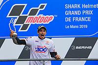 MOTO GP RACE - HJC HELMETS GRAND PRIX DE FRANCE - LE MANS(FRA) ROUND 5 05/17-19/2019