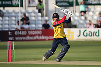 Michael Pepper in batting action for Essex during Essex Eagles vs Sussex Sharks, Vitality Blast T20 Cricket at The Cloudfm County Ground on 15th June 2021
