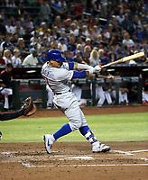 Javy Baez - 2019 Chicago Cubs (Bill Mitchell)