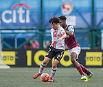 FC Seoul vs West Ham United during the Main tournament of the HKFC Citi Soccer Sevens on 22 May 2016 in the Hong Kong Footbal Club, Hong Kong, China. Photo by Li Man Yuen / Power Sport Images