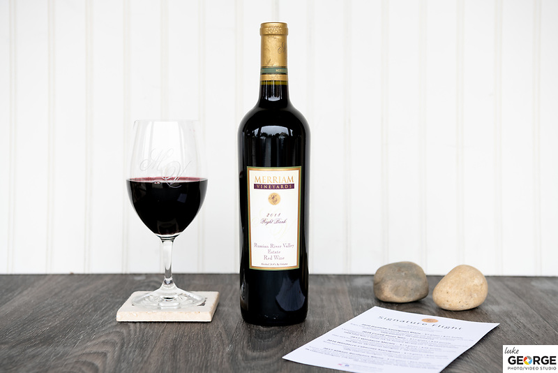 Merriam Vineyards wine collection in Healdsburg, CA
