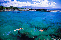 Snorkeling Oahu's north shore