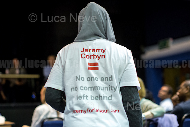 """London, 15/09/2016. Today, """"Media Reform Coalition"""", held a meeting at Student Central in Malet street called """"The Media, The Movements and Jeremy Corbyn"""". From the organisers press release: <<[…] As part of the Media Reform Coalition's ongoing campaign for a media that informs, represents and empowers the public, this event will bring together media activists, workers and scholars to explore the media's misrepresentation of progressive movements and voices and shape a response that does them justice […]>>. <br /> Speakers included: Ken Loach, film and television Director; Justin Schlosbergd, media activist, researcher and Lecturer at Birkbeck University of London; Greg Philo, Professor and Director of Glasgow University Media Unit; Kam Sandhu, co-founder of Real Media; Chris Nineham, National Officer of Stop The War Coalition; James Schneider, National Organiser of Momentum; Angela Towers member of No More Page 3 Campaign; Des Freedman Chair of the event, member of the Media Reform Coalition and Professor of Media and Communications in the Department of Media and Communications at Goldsmiths, University of London.<br /> <br /> For more information please click here: http://www.mediareform.org.uk/blog/5-myths-corbyn-media-bias-labour & https://www.facebook.com/MediaReformUK/?fref=ts<br /> <br /> For the Video of the Event please click here: https://www.youtube.com/watch?v=mNbRpjy51Io"""