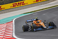 9th October 2021; Formula 1 Turkish Grand Prix 2021 Qualifying sessions at the Istanbul Park Circuit, Istanbul;   04 NORRIS Lando gbr, McLaren MCL35M