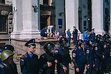 Odessa nach dem Brand 03.05.2014