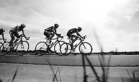 early breakaway<br /> <br /> 55th Vlaamse Druivenkoers 2015