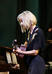 "Anais Mitchell during the Broadway Press Performance Preview of ""Hadestown""  at the Walter Kerr Theatre on March 18, 2019 in New York City."