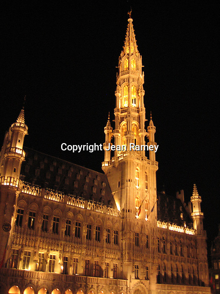 Grand Place - Brussels, Belgium
