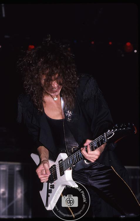 Chris DeGarmo of Queensryche 1986
