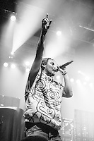 Towkio<br />  open for Chance the Rapper in concert at the Olympia - Montreal, October 21,2015<br /> <br /> PHOTO :  Philippe Manh Nguyen<br />  - Agence Quebec Presse
