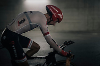 Bauke Mollema (NED/Trek-Segafredo) after finishing his TT<br /> <br /> 104th Tour de France 2017<br /> Stage 20 (ITT) - Marseille › Marseille (23km)