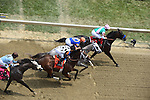 MAY 16, 2015: Fame and Power wins the Sir Barton Stakes with Martin Garcia aboard at Pimlico Race Course in Baltimore, Maryland. John Voorhees/ESW/Cal Sport Media