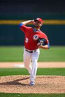 Buffalo Bisons relief pitcher Ryan Tepera (20) during a game against the Syracuse Chiefs on July 31, 2016 at Coca-Cola Field in Buffalo, New York.  Buffalo defeated Syracuse 6-5.  (Mike Janes/Four Seam Images)