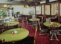 Singapore Motel Wildwood NJ, Coffee Shop.