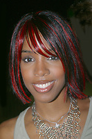 Miami Beach, FL 2-7-2003<br /> Kelly Rowland (Destiny's Child) at the gala 10th Anniversary party for Ocean Drive Magazine at the Eden Roc Hotel.<br /> Photo By Adam Scull/PHOTOlink