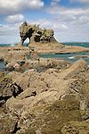 Kawau Island, Edith Point Rocks.