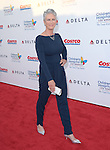 Jamie Lee Curtis attends The Children's Hospital Los Angeles Gala: Noche de Ninos held at The Event Deck at Nokia Live in Los Angeles, California on October 11,2014                                                                               © 2014 Hollywood Press Agency