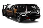Car images of 2021 Cadillac Escalade-ESV Sport 5 Door SUV Doors